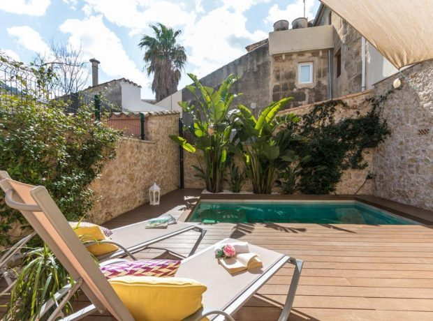 Luxus-Dorf-Finca Mallorca