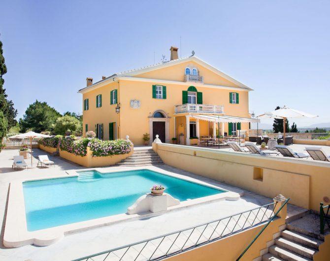 Finca-Mansion Sa Capella